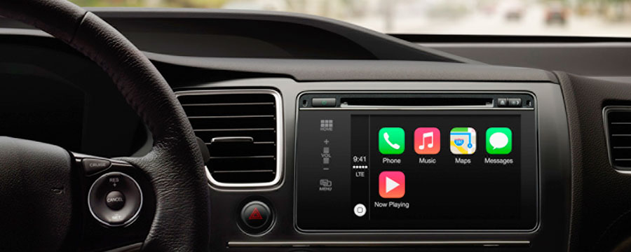 Apple CarPlay for Pioneer and Alpine